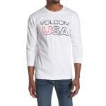 USA Logo Long Sleeve T-Shirt