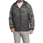 Enhance Insulated Quilted Hooded Jacket