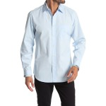 Clarence Button Front Shirt