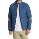 Insulated Hybrid Jacket