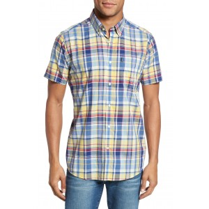 Gerald Plaid Tailored Fit Shirt