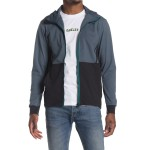 Zero Form Colorblock Hooded Jacket