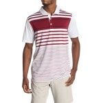 Red Spotlight Golf Polo
