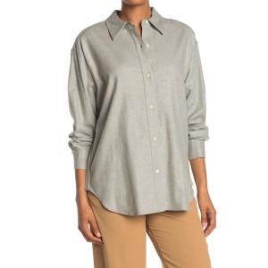 Relaxed Button Down Shirt