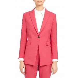 Etienette B Good Wool Blend Suit Jacket