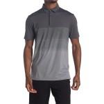 Printed Short Sleeve Golf Polo