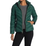 Short Packable Puffer Jacket