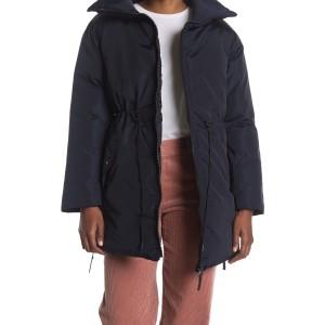 Trapeze Puffer Coat