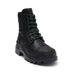 Vaiont Lug Sole Lace-Up Boot