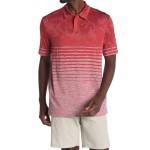 Camo Stripe Golf Polo