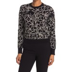Scribble Flora Sweater