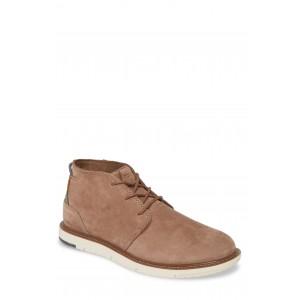 Navi Leather Chukka Boot