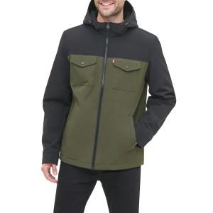 Military Rain Shell Jacket