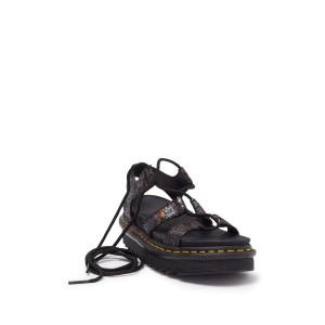 Nartilla II Gunmetal Sandal