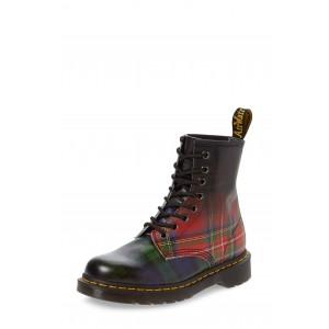 1460 Tartan Plaid Boot