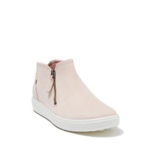 Soft 7 Leather Zip Sneaker