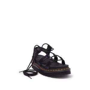 Nartilla II Black Sandal