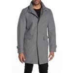 Dorian Funnel Neck Coat
