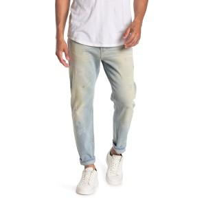 D-eetar Distressed Slim Fit Jeans