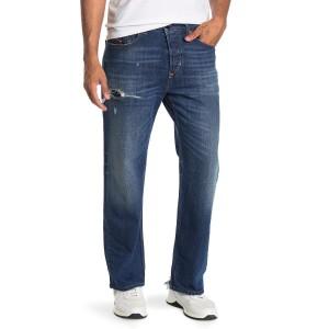 Kodeck Straight Leg Jeans