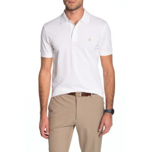 Solid Pique Slim Fit Polo