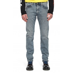 Buster Slim Fit Straight Leg Jeans