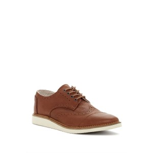 Brogue Leather Derby