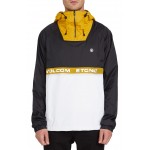 Fezzes Colorblock Pullover Hoodie