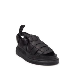 8092 Mono Leather Fisherman Sandal