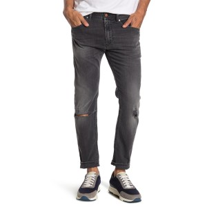 Thommer Distressed Slim Fit Jeans