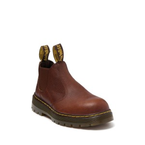 Extra Wide Rivet Boot
