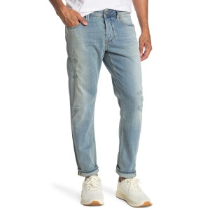 Larkee Slim Straight Jeans
