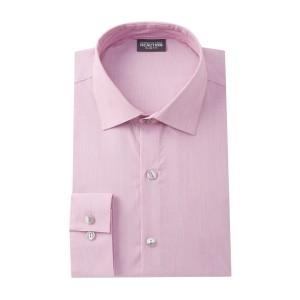 Solid Slim Fit Dress Shirt