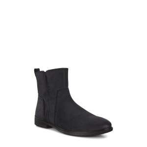 Touch Suede Ankle Boot