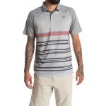 Striped Tournament Polo Shirt