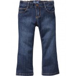 Boot-Cut Jeans for Toddler Girls