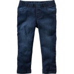 Denim Jeggings for Toddler Girls