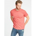 Soft-Washed Perfect-Fit Tee for Men