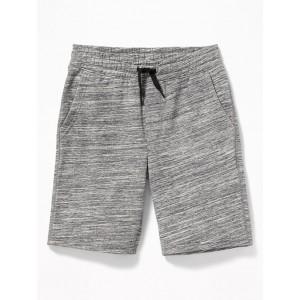 Drawstring Jogger Shorts for Boys