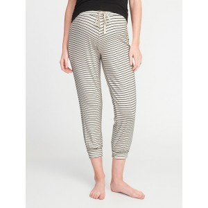 Maternity Cropped Sleep Pants