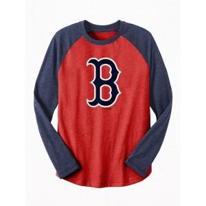 MLB&#174 Team Graphic Raglan Tee for Toddler Boys