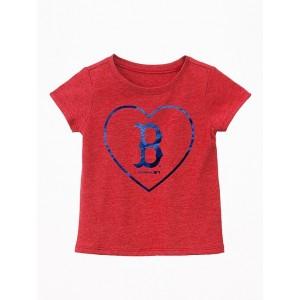 MLB&#174 Team Graphic Tee for Toddler Girls