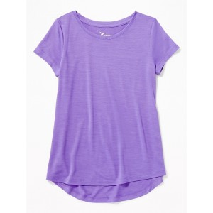 Go-Dry Jersey Performance Tee for Girls