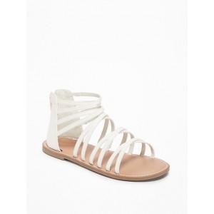 Strappy Gladiator Sandals for Girls