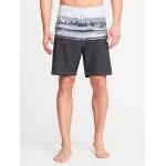 Printed Board Shorts for Men (8