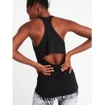 Cutout-Back Performance Tank for Women