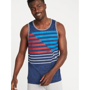 Go-Dry Cool Graphic Performance Tank for Men