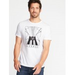 New York-Graphic Tee For Men