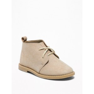 Sueded Desert Boots for Toddler