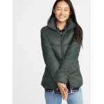 Frost-Free Puffer Jacket for Women